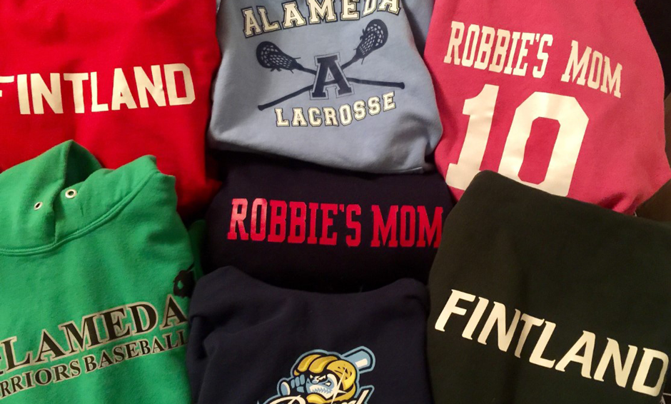 Robbie's Mom Blog - Shirts